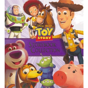 《[英文原版]Toy Story Storybook Collection》封面