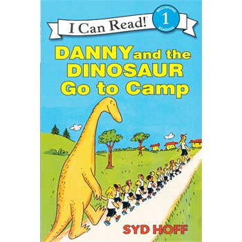[英文原版]Danny and the Dinosaur Go to Camp丹尼与恐龙去野营